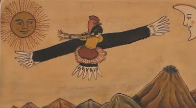 The Andean Myth of the Condor